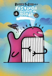 Vacances Crozon & Services recommande le Festival du bout du monde