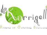 La Karrigell dans les paniers garnis en presqu'ile de Crozon