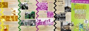 Voir le programme des mardis de Morgat sur la presqu'île de Crozon