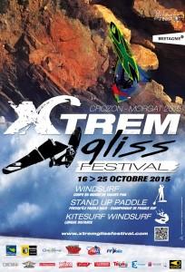 Le festival XtremGliss à Crozon