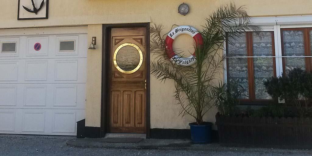 Appartement à Camaret proche du port