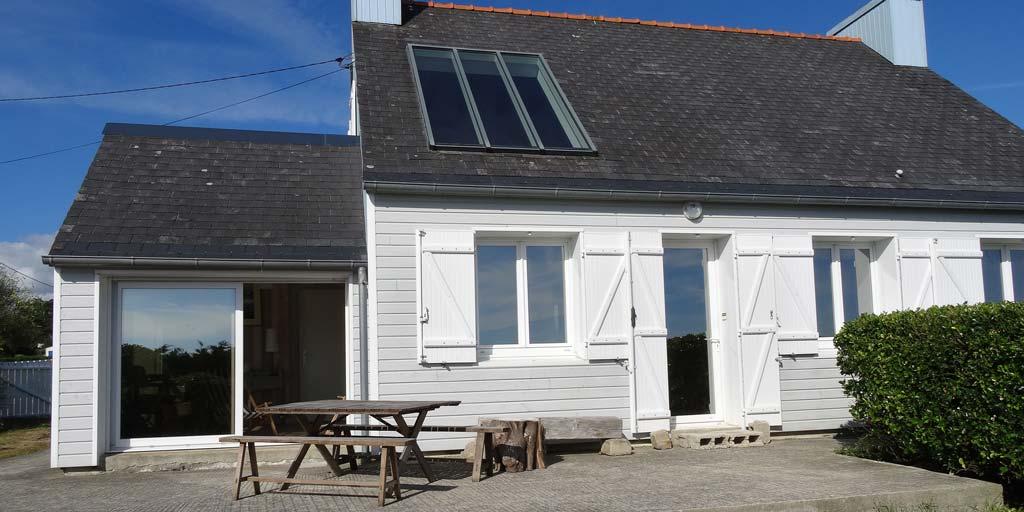 La maison bleue - Argol - Crozon