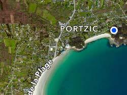 Morgat, maison à Portzic