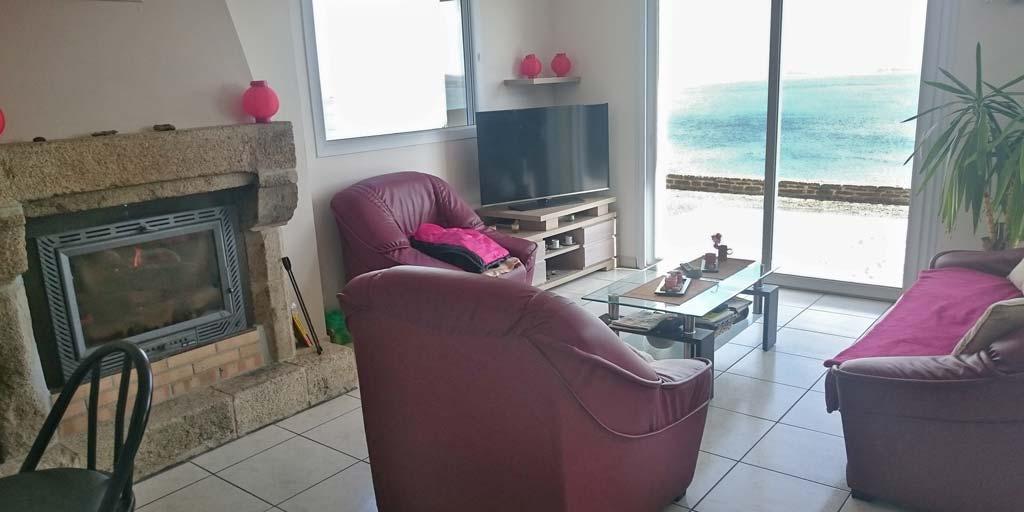 Maison vue mer - Pointe des Espagnols