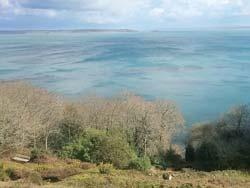 Roscanvel, vue mer