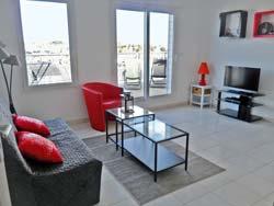 Appartement vue mer - Morgat