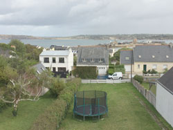 Spacious apartment with sea view - Camaret