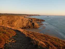 plage de Lostmarch - crozon