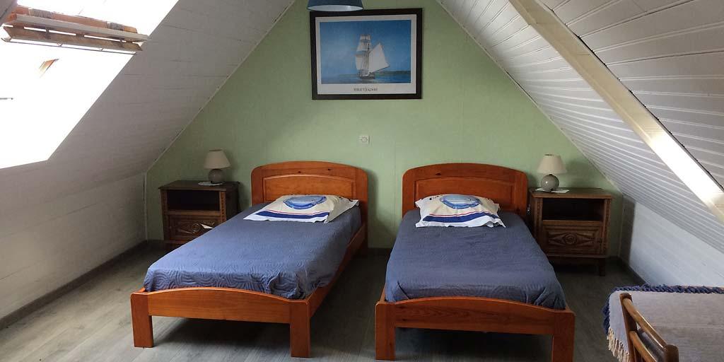 Charmant Penty - Hameau de Dinan -  Presqu'île de Crozon