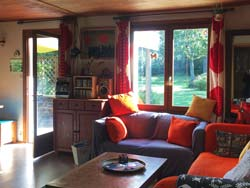 Charmante Maison Bois - Saint Hernot.