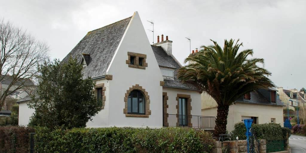 Grande maison proche plage - Morgat