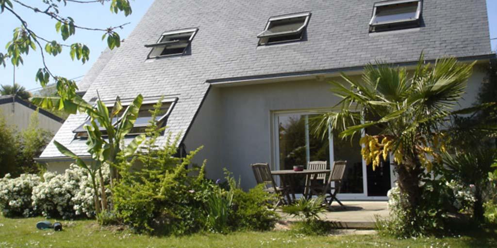 Maison spacieuse - Quartier résidentiel - Morgat
