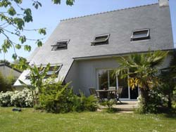 Large house - Residential Area - Morgat