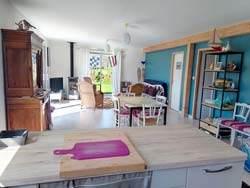 Maison en bois proche plage - Morgat