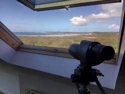 Maison vue mer Goulien