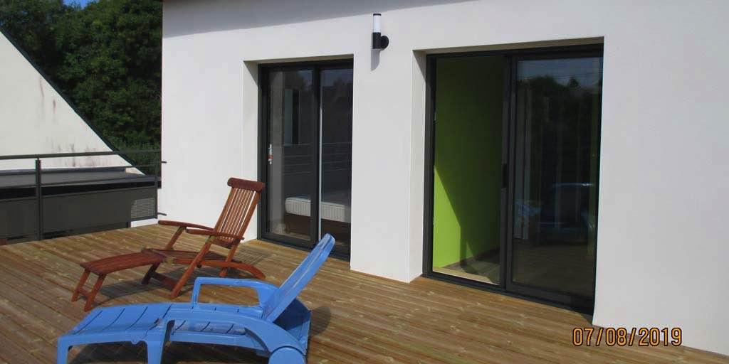 Maison contemporaine proche plage - Morgat