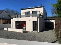 Contemporary house near beach - Morgat