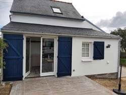 Camaret-sur-Mer - Maison de pêcheur rénovée, au calme et de proximité