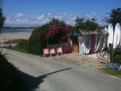 Location sur et stand up puddle, presqu'île de Crozon